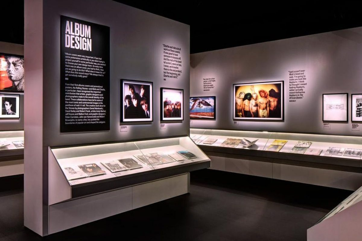 Kitchener Holds An Exhibition To Celebrate The Pop Culture Impact Of The Rolling Stones